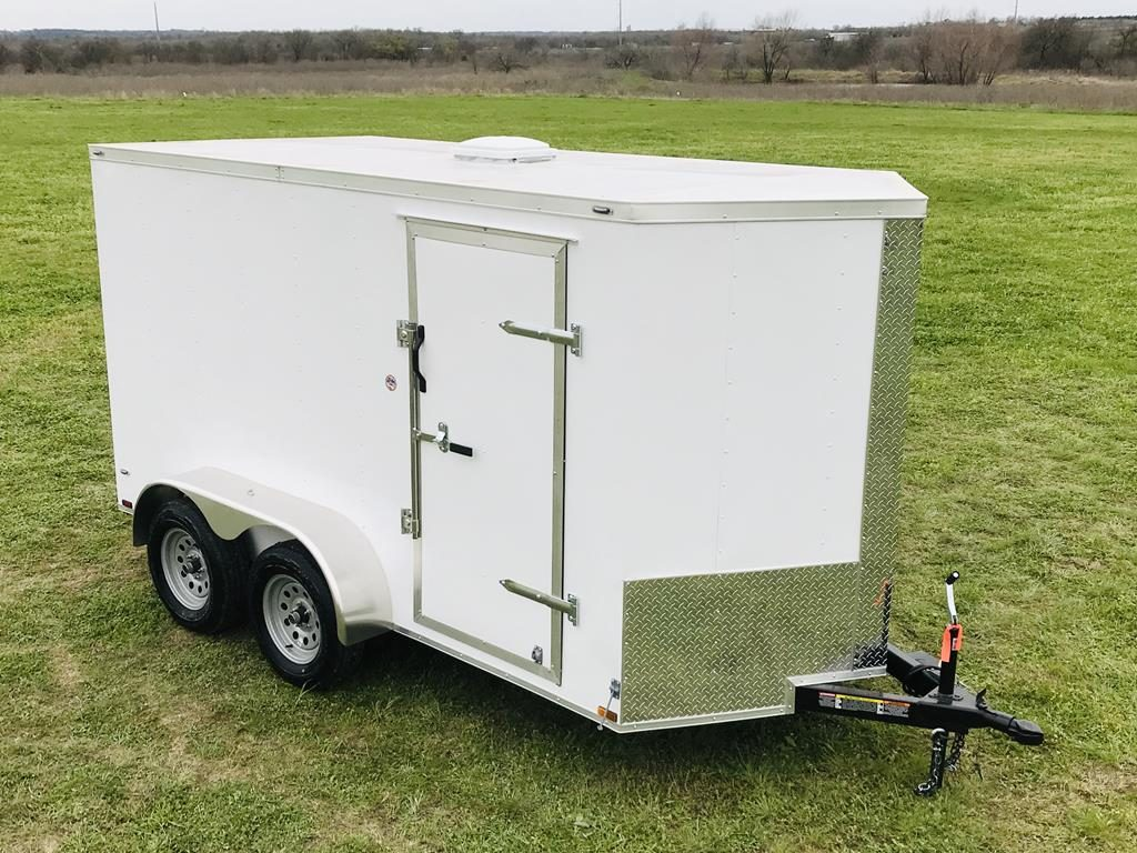 Cargo Trailers – Texas Trailer Supply